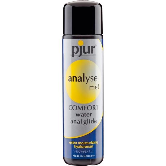 Comprar PJUR ANALYSE ME LUBRICANTE AGUA ANAL 100 ML PJUR Comprar aceites y lubricantes eróticos de la marca Pjur