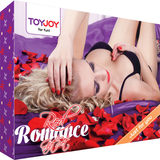 Comprar  RED ROMANCE SET DE REGALO