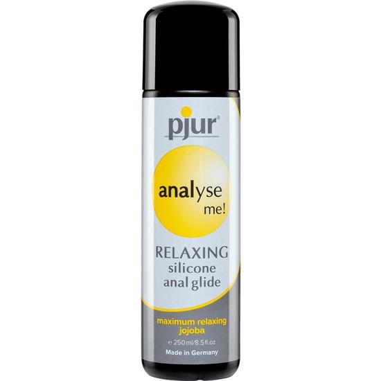 Comprar PJUR ANALYSE ME GEL RELAJANTE ANAL 250 ML PJUR Comprar aceites y lubricantes eróticos de la marca Pjur