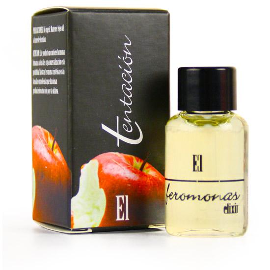 Comprar  TENTACION ELIXIR DE FEROMONAS PARA EL EUROSCENTS Comprar aceites y lubricantes eróticos de la marca Euroscents