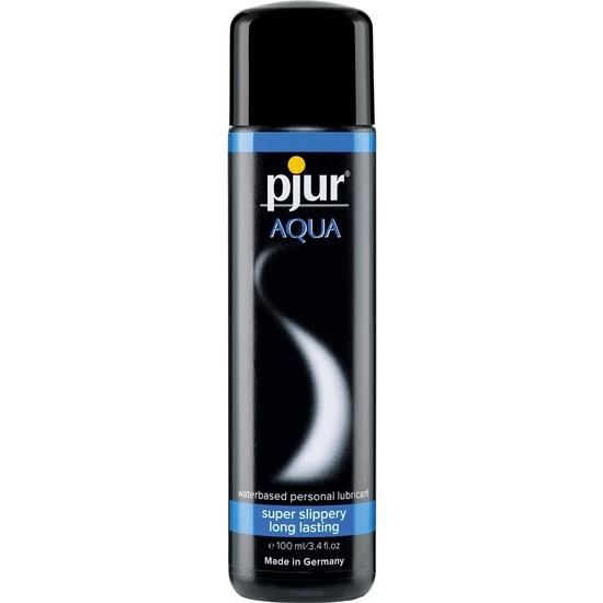 Comprar PJUR AQUA LUBRICANTE BASE AGUA 100 ML PJUR Comprar aceites y lubricantes eróticos de la marca Pjur