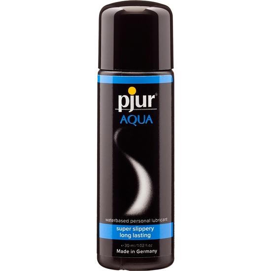 Comprar PJUR AQUA LUBRICANTE BASE AGUA 30 ML PJUR Comprar aceites y lubricantes eróticos de la marca Pjur