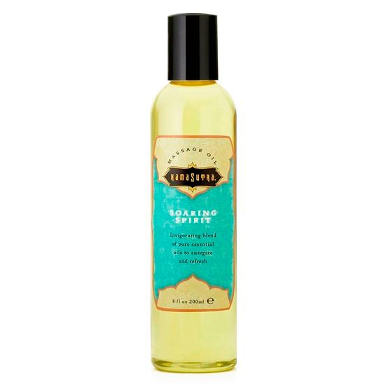 Comprar KAMASUTRA ACEITE DE MASAJE ESPIRITU VOLADOR KAMASUTRA Comprar aceites y lubricantes eróticos de la marca Kamasutra