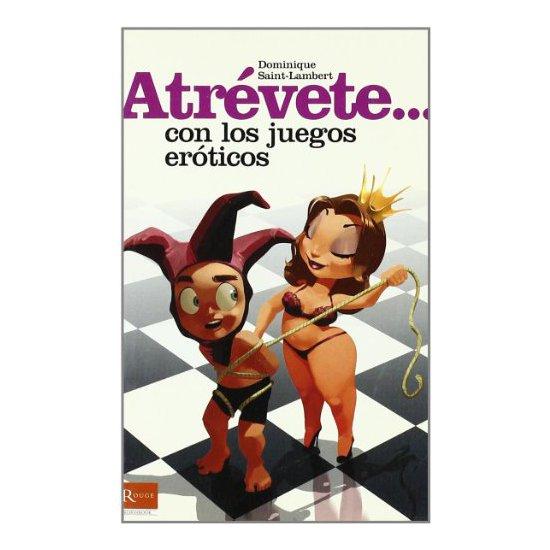 Comprar ATREVETE... CON LOS JUEGOS EROTICOS ROUGE