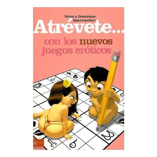 Comprar ATREVETE... CON LOS NUEVOS JUEGOS EROTICOS ROUGE