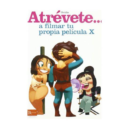 Comprar ATREVETE... A FILMAR TU PROPIA PELICULA X ROUGE