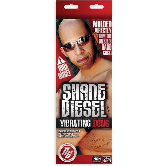 one piece vuxen shane diesel dildo