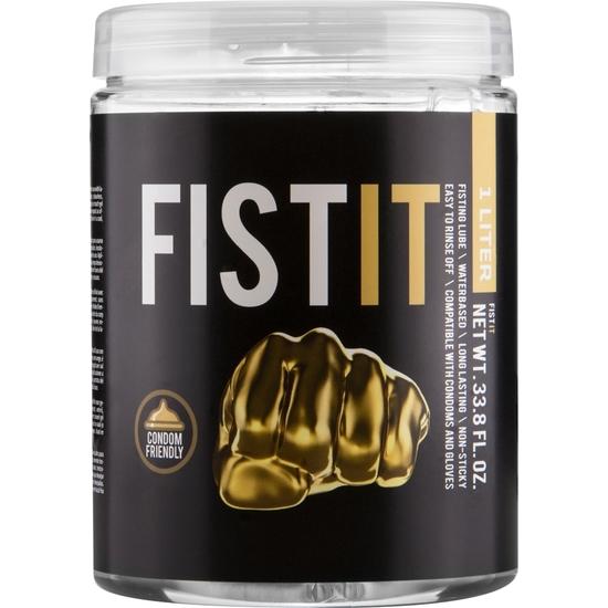 Comprar FISTIT - LUBRICANTE ANAL BASE AGUA 1000ML PHARMQUESTS Comprar aceites y lubricantes eróticos de la marca Pharmquests