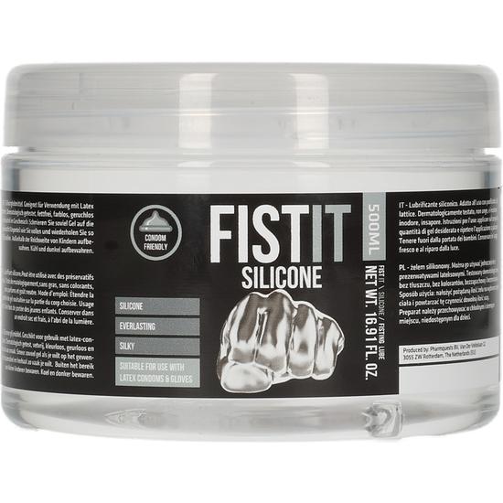 Comprar FIST-IT - LUBRICANTE ANAL DE SILICONA - 500ML PHARMQUESTS Comprar aceites y lubricantes eróticos de la marca Pharmquests