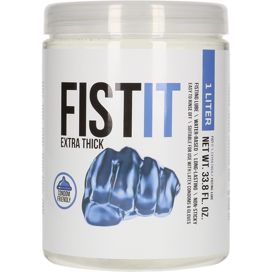 Comprar FIST IT - EXTRA THICK - 1000ML PHARMQUESTS Comprar aceites y lubricantes eróticos de la marca Pharmquests