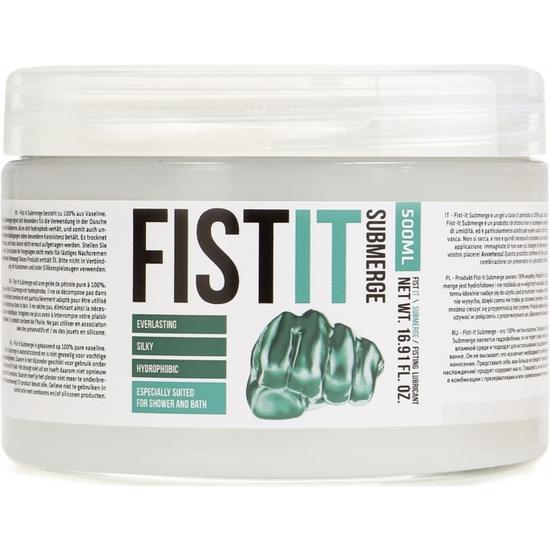 Comprar FIST IT - SUBMERGE - 500ML PHARMQUESTS Comprar aceites y lubricantes eróticos de la marca Pharmquests